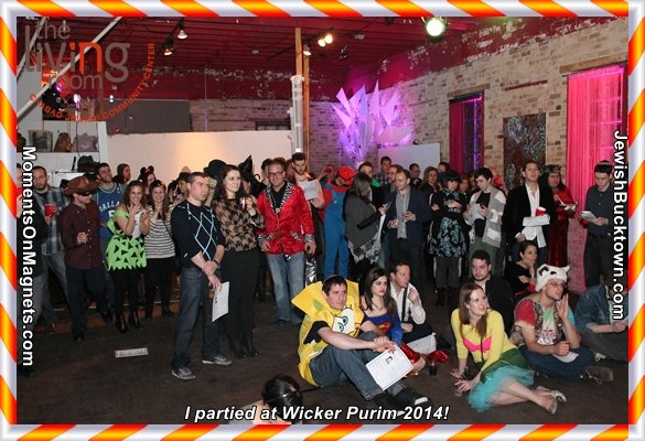 Wicker Purim 2014